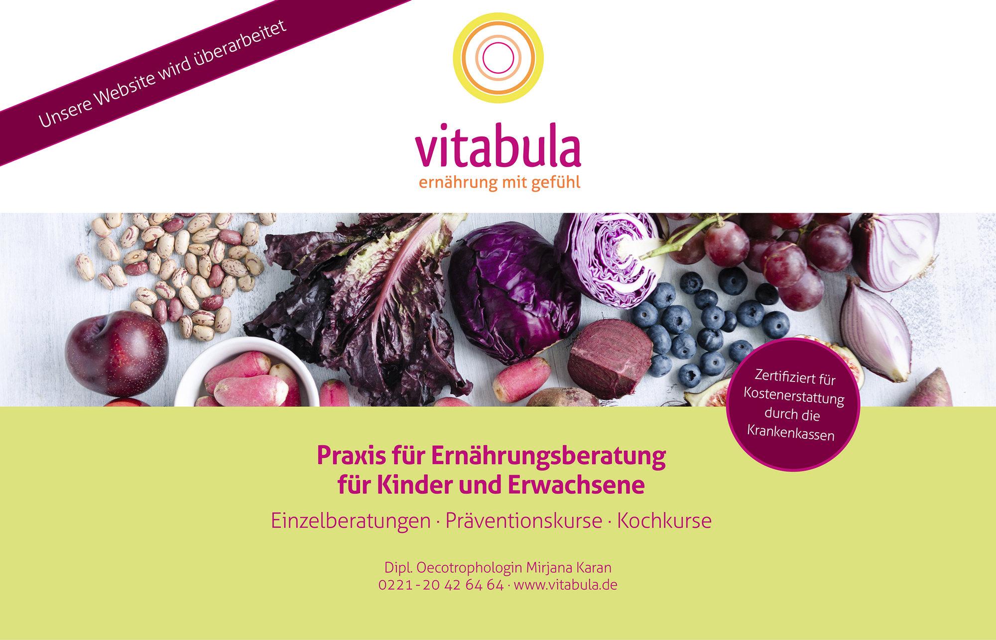 vitabula - Ernährung mit Gefühl